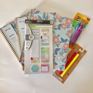 2020 Planner, Notebooks & Stationary Set